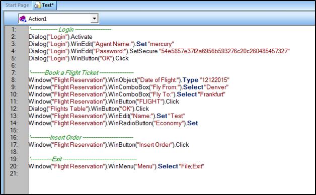 Linear Automation Framework Example