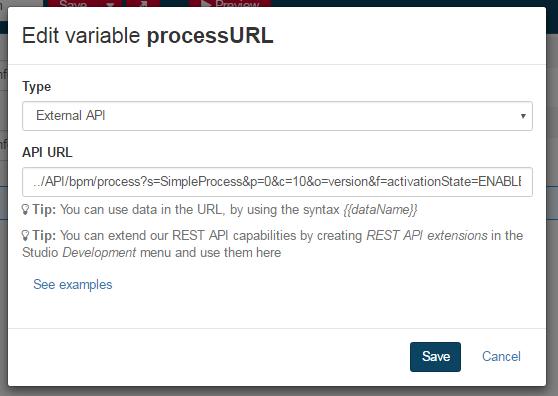 Building URL