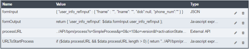 Sending Data