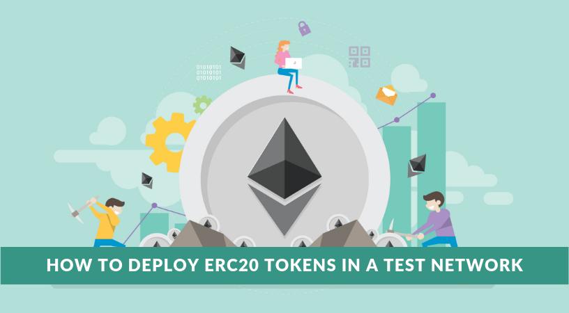 ERC20 Tokens Blog